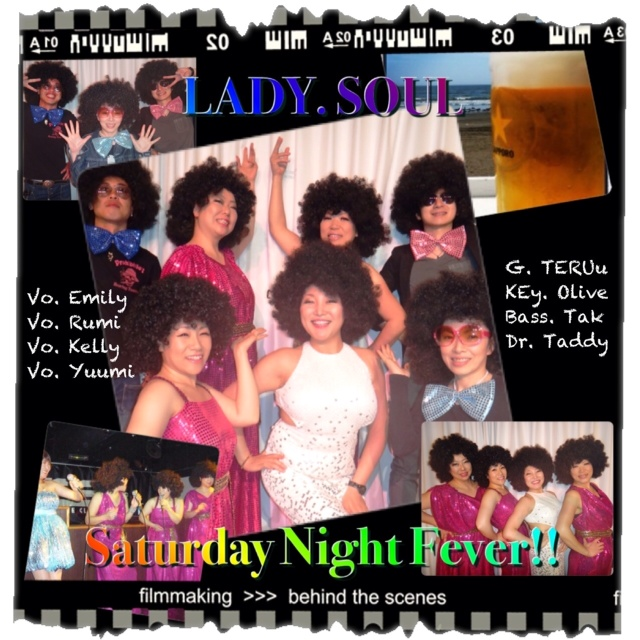 Saturday Night Fever!! ~ in Morioka ~